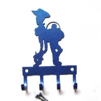 metal toy story wall hooks, key hooks