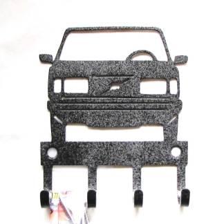 metal volvo 240dl sedal wall hooks