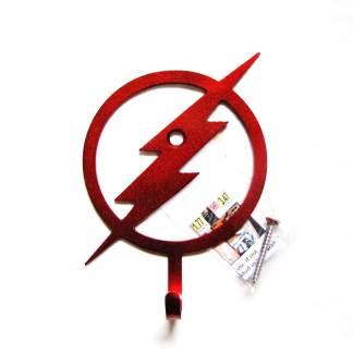 the flash metal wall hook superhero hook
