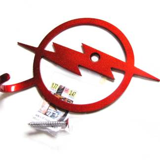 the flash metal wall hook superhero hook