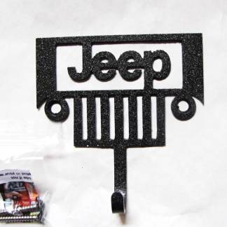 jeep metal wall hooks