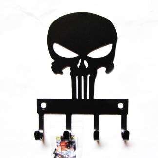the punisher metal wall hooks, key holder
