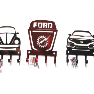CUSTOM 4H VW Bug 4H Civic 4H Ford logo