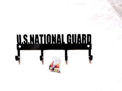 united states national guard metal wall hooks