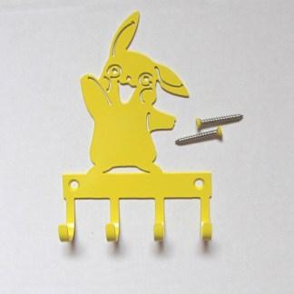 metal pokemon wall hooks key holder