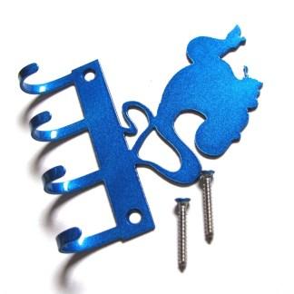 Aladdin Genie Metal Wall Hooks