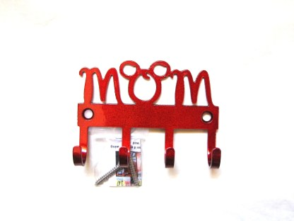 Metal Mom Wall Hooks