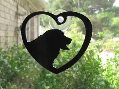 metal bernese window art window ornament