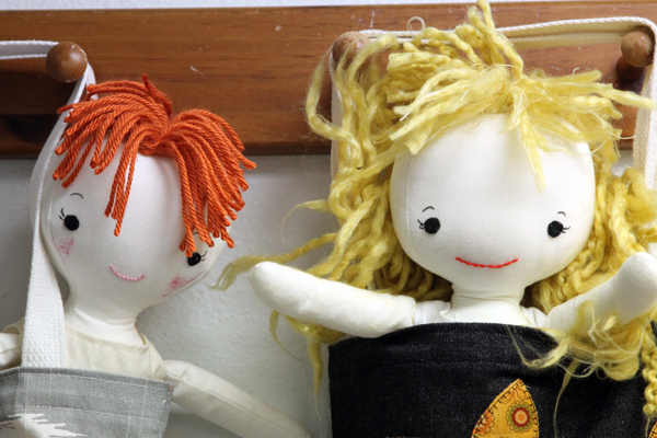 Wee Wonderful dolls
