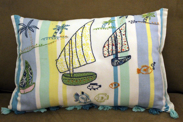 Anthropologie Pillow