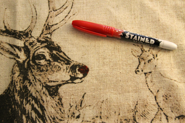 Fabric paint Sharpie