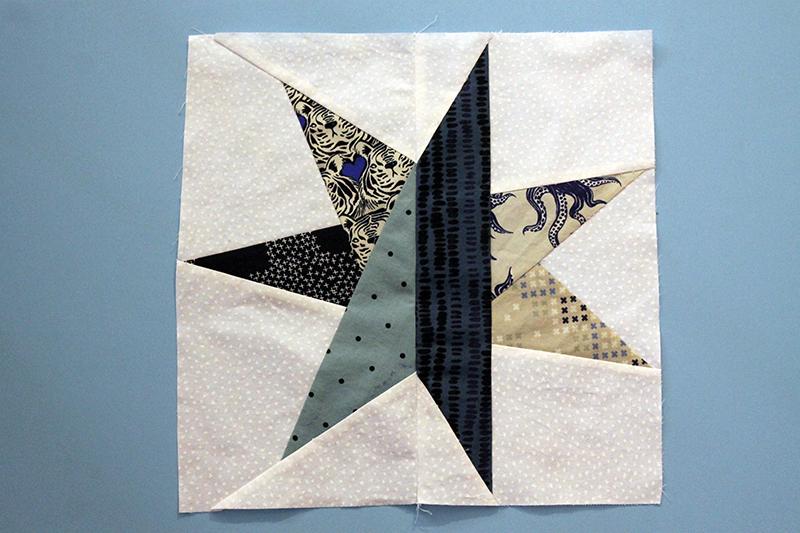 Fifteen inch star