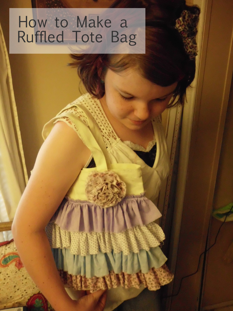 How to Make a Ruffled Tote Bag SANY0655 copy