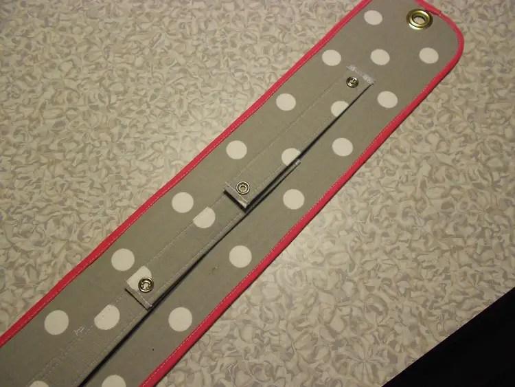 Hanging Accessories Organizer DSCN0551