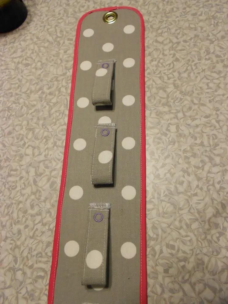 Hanging Accessories Organizer DSCN0553