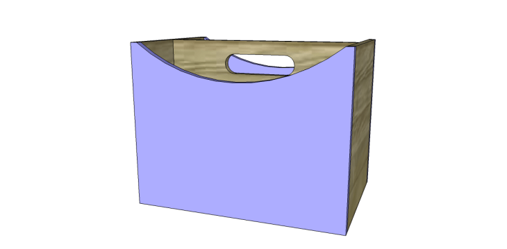 Plans to Build a Caddy Inspired by a Magazine Holder_Ends 2