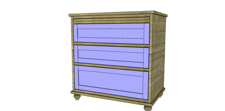 Free Plans to Build a Pier One Inspired Ashworth Nightstand 13
