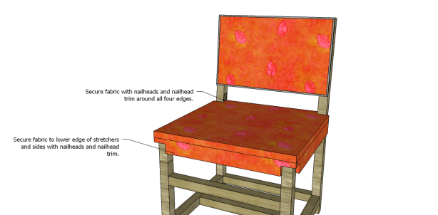 free plans to build a wisteria inspired farthingale chair_Upholstery
