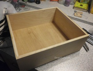 Build a Dog Bed From a Drawer 2