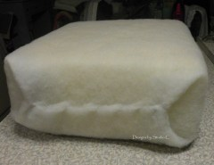 Build a Dog Bed From a Drawer 7