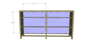 Plans to Build a Slim Sideboard 3