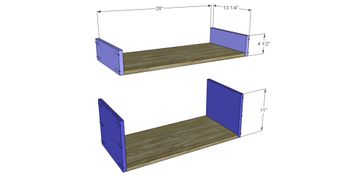 Free Plans to Build My Awesome Tool Cabinet 6