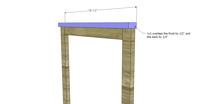 how to build an easel step by step