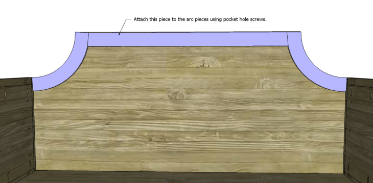 Free Plans to Build a Wisteria Inspired Gustavian Sofa_Trim