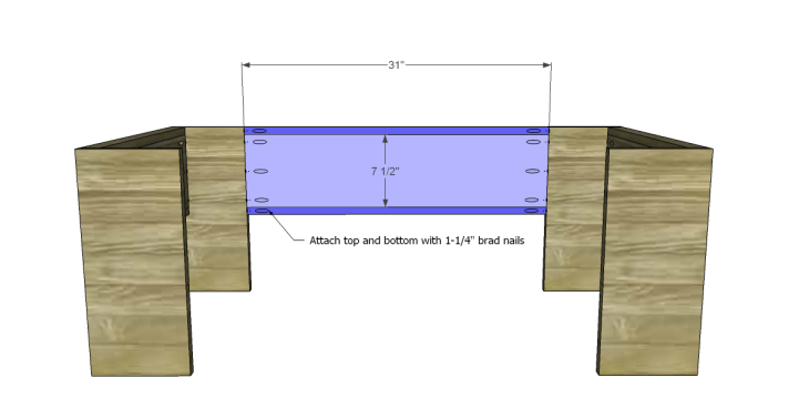 free plans to build a world market inspired ross coffee table _Back