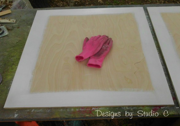 How to Make a Cork Board out of an Old Screen Door SANY2129