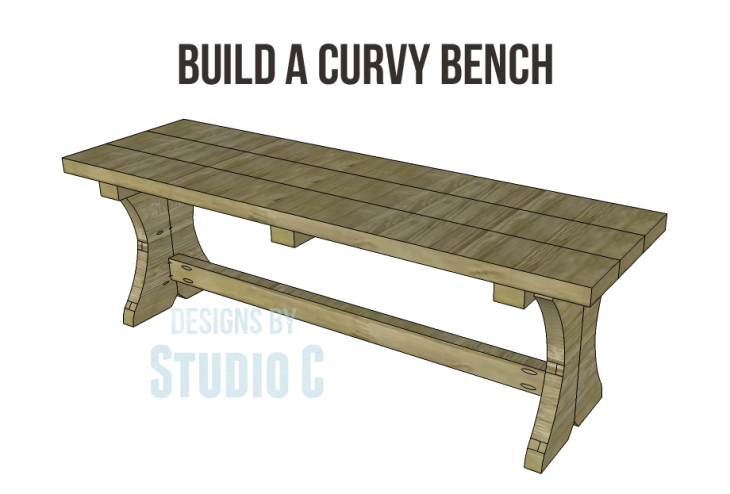free plans to build a curvy bench_Copy