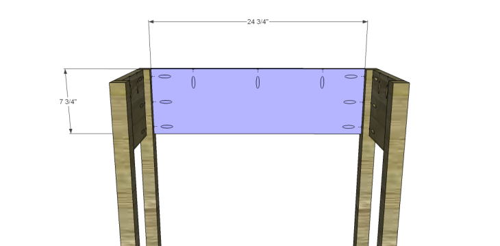 free plans to build a joss main inspired julius wine table_Back