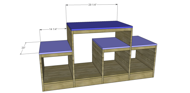 free plans to build a marconi media console_Tops