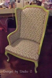 My Fantastic Chair Makeover SANY2223