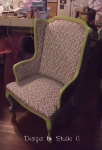 My Fantastic Chair Makeover SANY2224