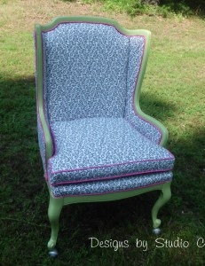 My Fantastic Chair Makeover SANY2298
