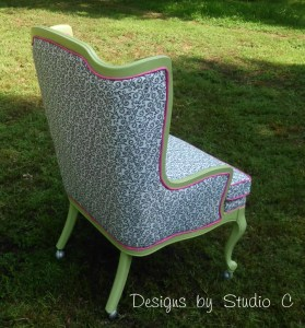 My Fantastic Chair Makeover SANY2299