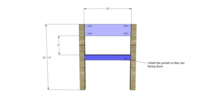 free plans to build a tura coffee table_Sides