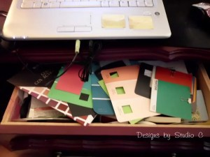 Color Cards and My 5 Favorite Paint Shades SANY2483