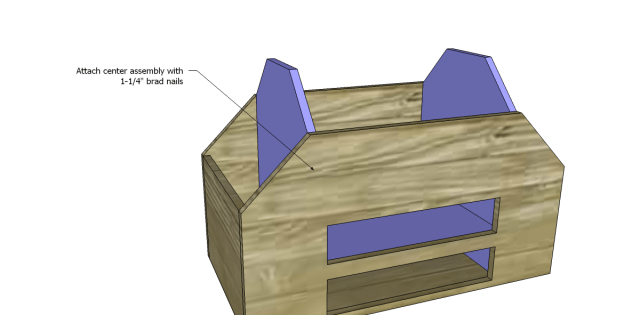 diy plans toolbox_Center Placement