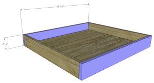 diy desk plans - ainsworth_Center Drawer FB