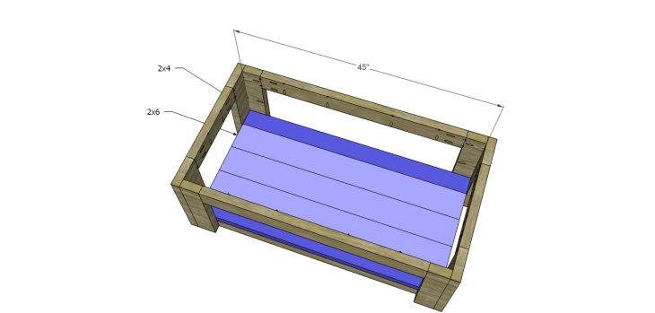 coffee table plans sam_Shelf