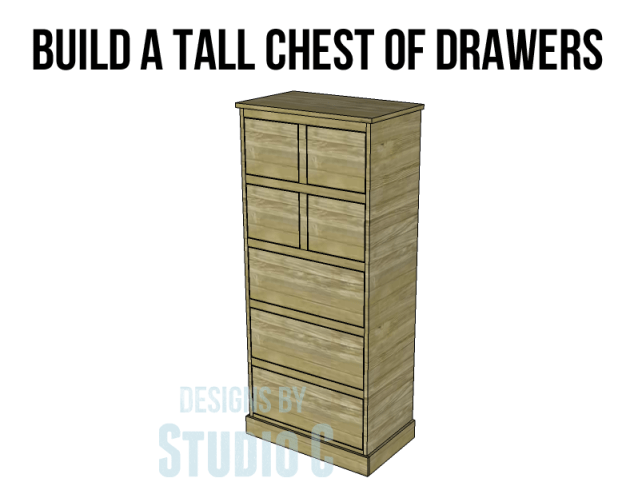 tall chest drawers plans_Copy