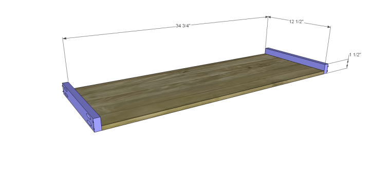 diy plans build desk_Pencil Drawer BS