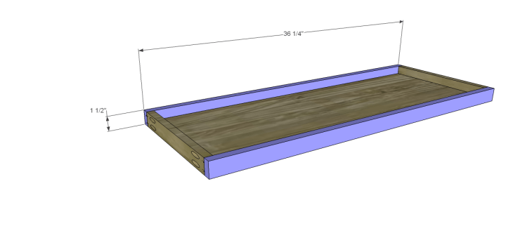 diy plans build desk_Pencil Drawer FB