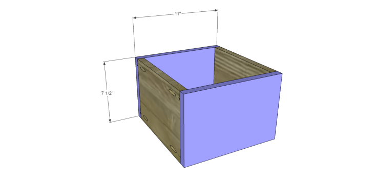 wide chest drawers plans_Sm Drawer FB