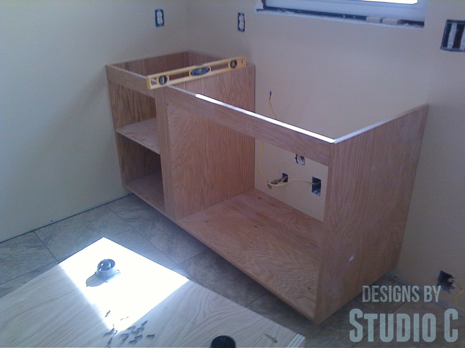 good How To Build Kitchen Cabinets In Place #2: Installing Cabinets In The Kitchen Designs By Studio C. How To Build ...