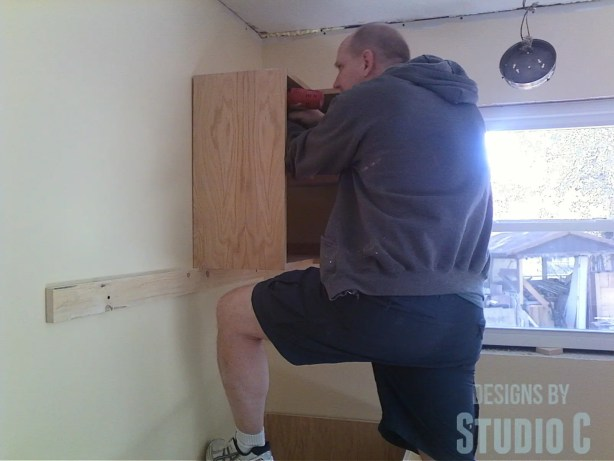 how to install kitchen cabinets Photo11201336