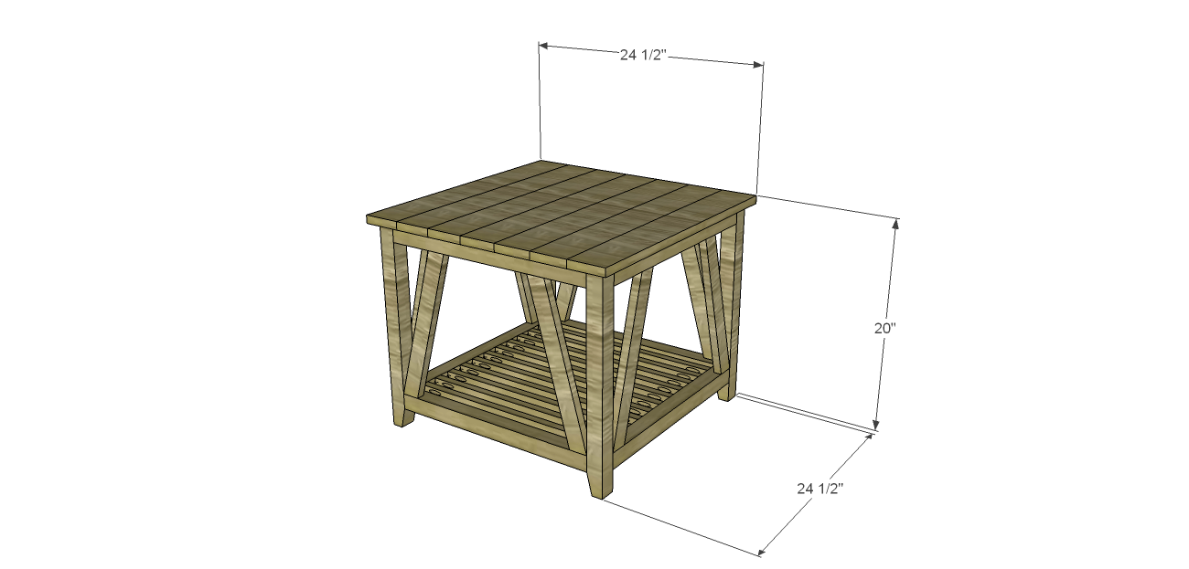 Build a Smith Side Table