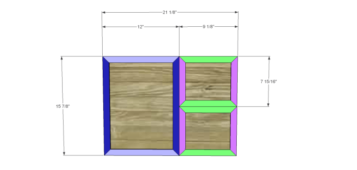 yvette console table plans_Door